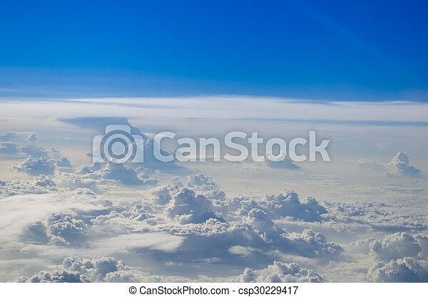 nuages - csp30229417