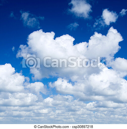 nuages - csp30897218