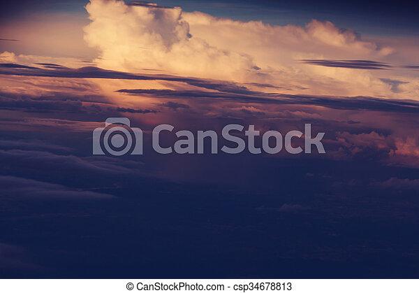 nuages - csp34678813