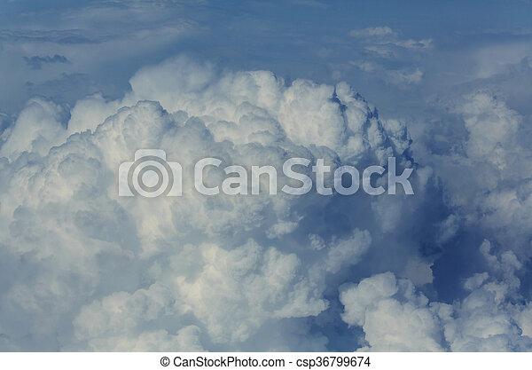 nuages - csp36799674