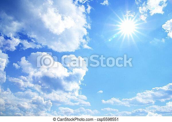 nuages - csp5598551