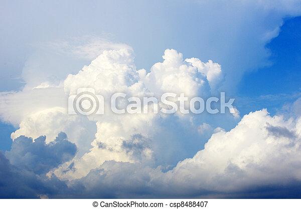 nuages - csp8488407