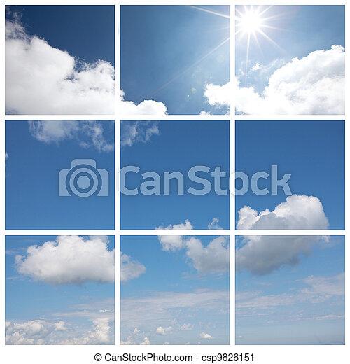 nuages - csp9826151