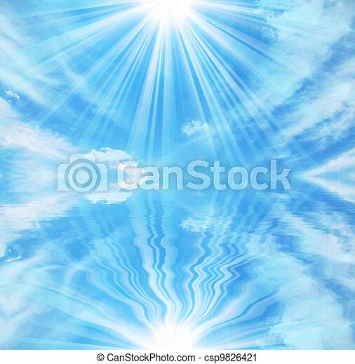 nuages - csp9826421