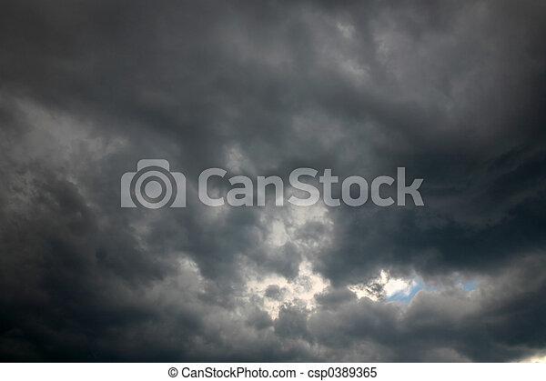 nuages - csp0389365
