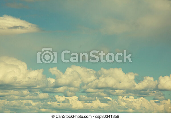 nuages - csp30341359