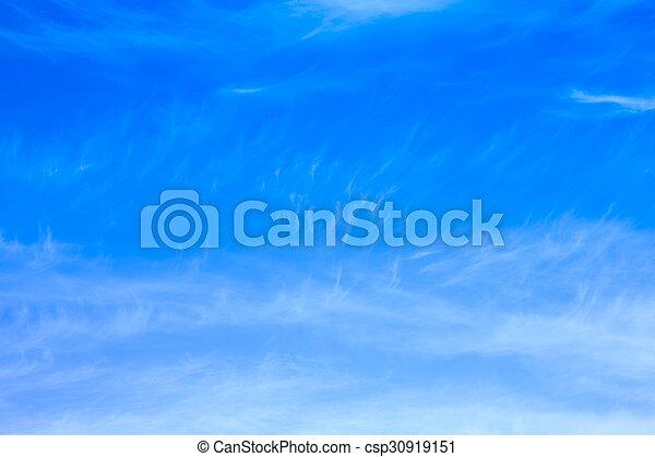 nuages - csp30919151