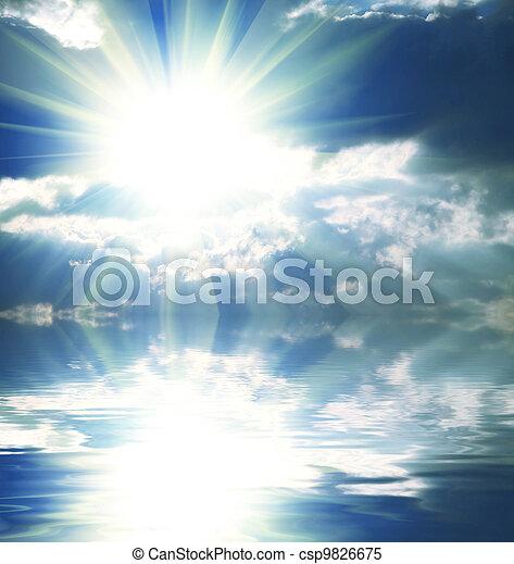 nuages - csp9826675