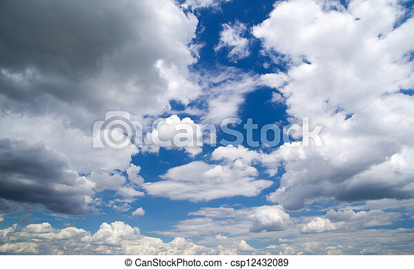 nuages - csp12432089