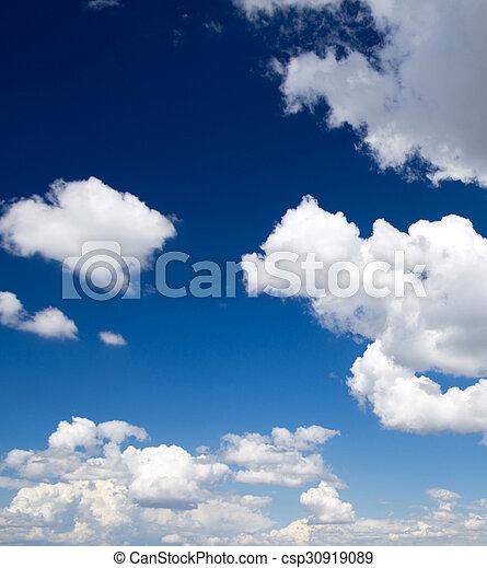 nuages - csp30919089