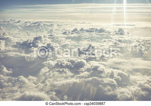 nuages - csp34039887