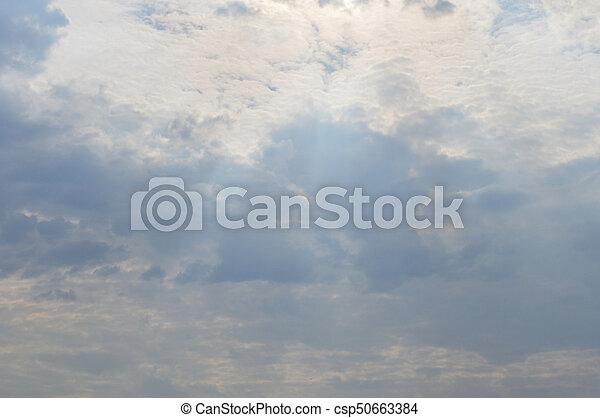 nuages - csp50663384