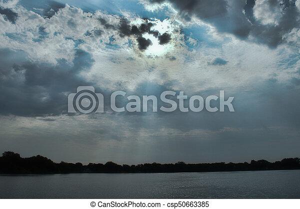 nuages - csp50663385