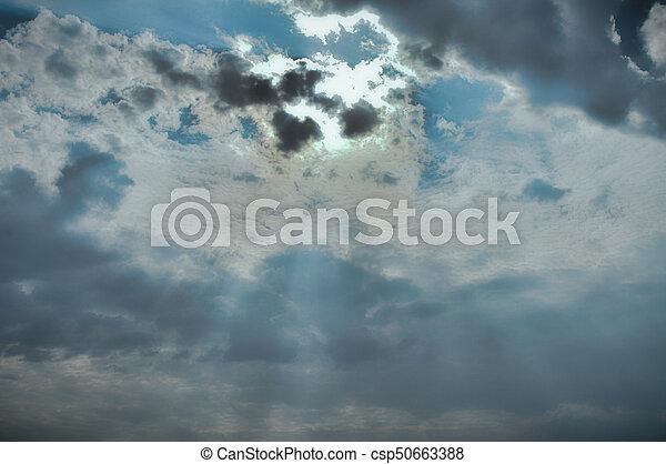 nuages - csp50663388