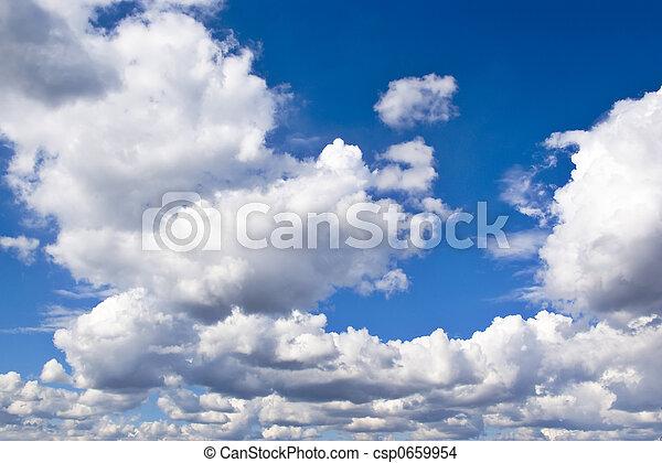nuages - csp0659954