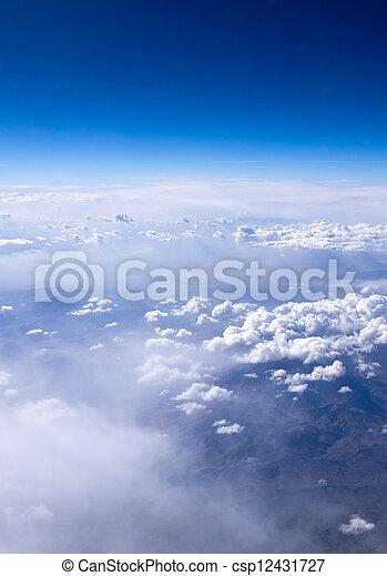 nuages - csp12431727