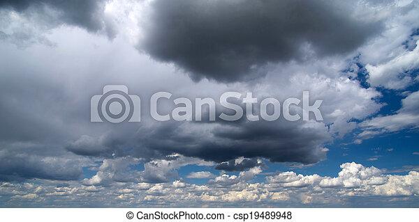 nuages - csp19489948