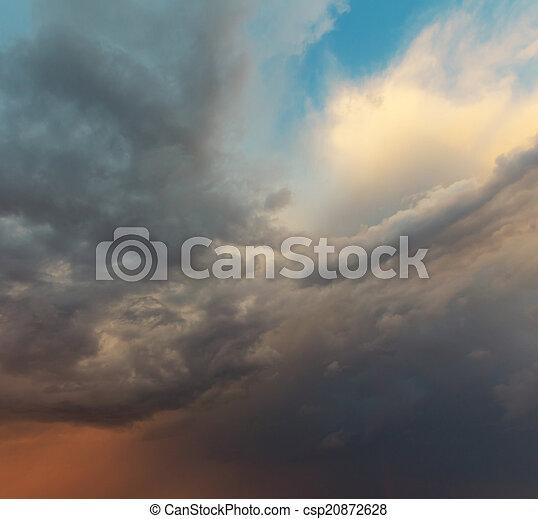 nuages - csp20872628
