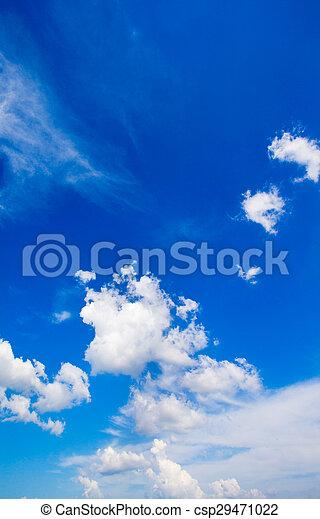 nuages - csp29471022