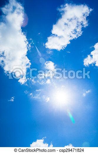 nuages - csp29471824