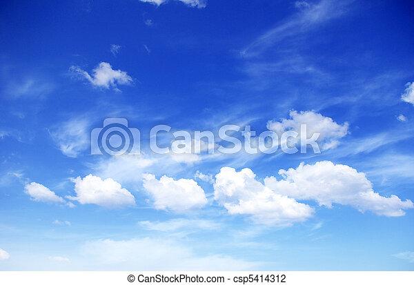 nuages - csp5414312