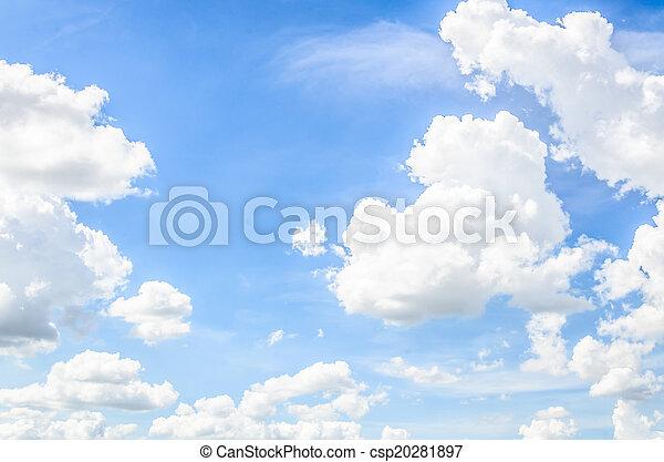 nuages - csp20281897