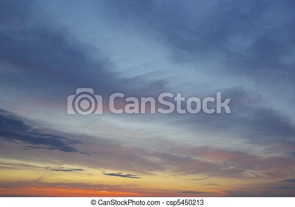 nuages - csp5450213