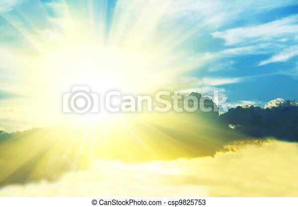 nuages - csp9825753