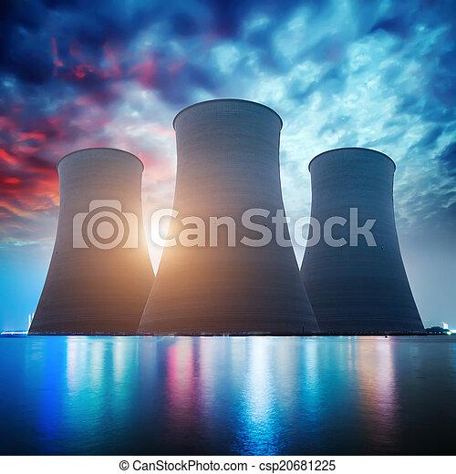 Nuclear energy - csp20681225
