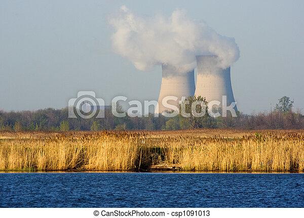Nuclear Power  - csp1091013