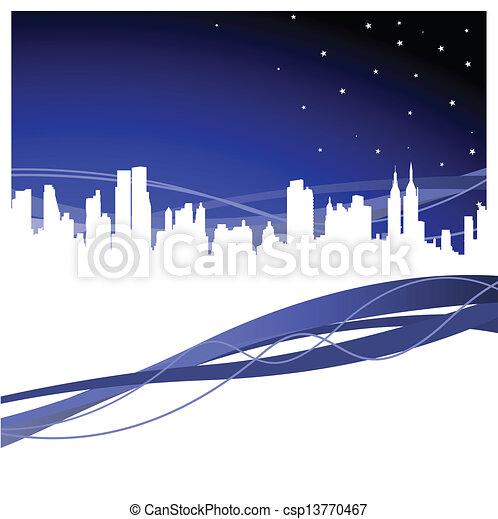 Nueva York - csp13770467