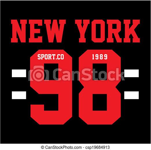 Nueva York - csp19684913