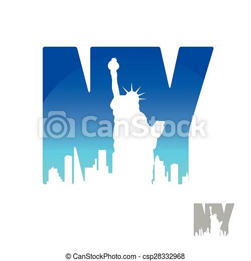 Nueva York - csp28332968