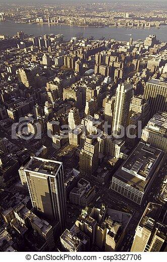 nueva york - csp3327706