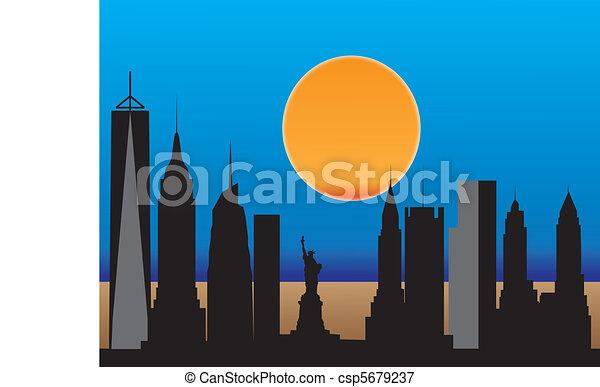 Nueva York - csp5679237