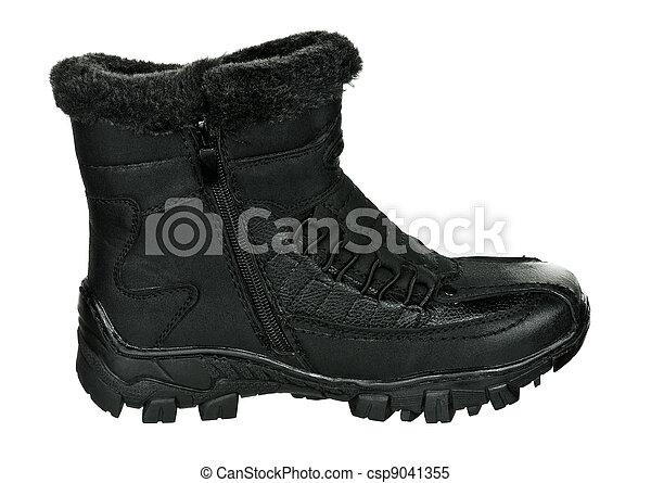 Botas nuevas - csp9041355