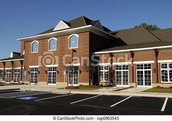 nuevo, commercial-retail-office-medical, espacio - csp0863543