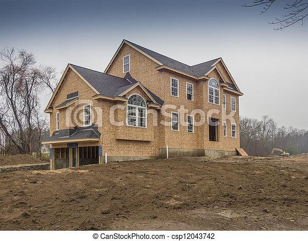Construcciones nuevas - csp12043742