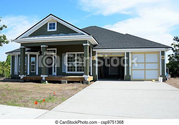 Nueva construcción casera - csp9751368