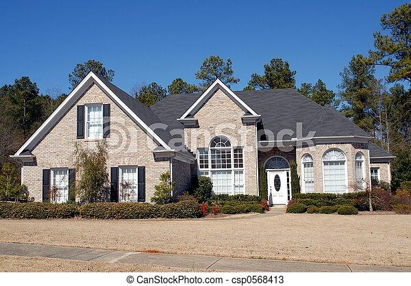 Nueva casa - csp0568413