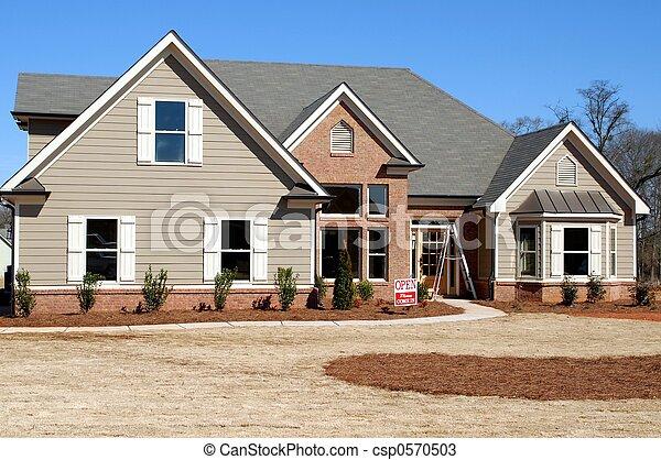 Nueva casa - csp0570503