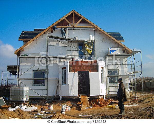 Nuevo hogar - csp7129243