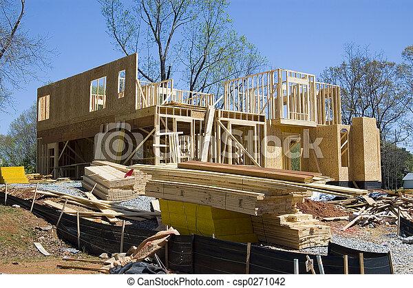 Nueva casa - csp0271042