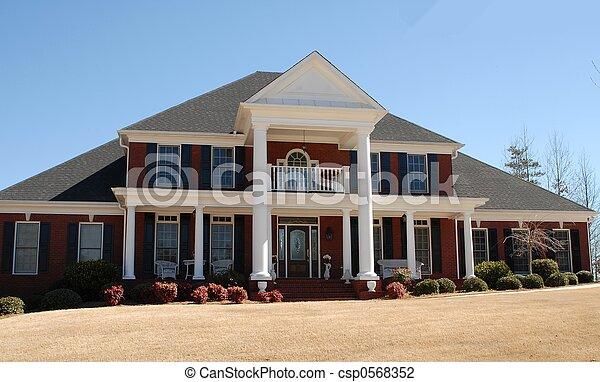 Nueva casa - csp0568352