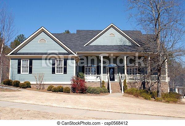 Nueva casa - csp0568412