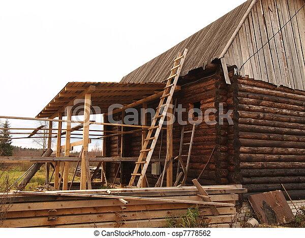 Nueva casa - csp7778562