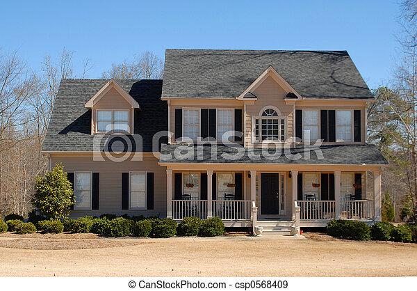 Nueva casa - csp0568409
