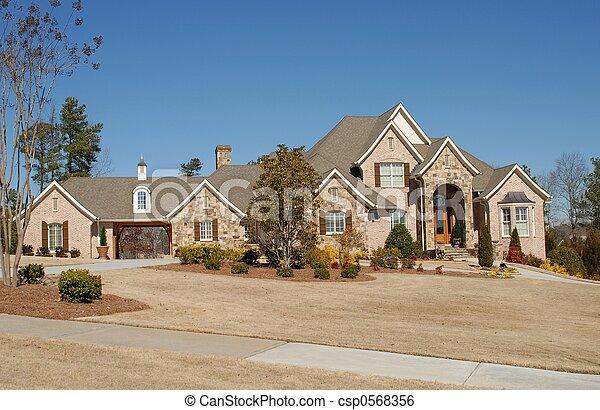 Nueva casa - csp0568356