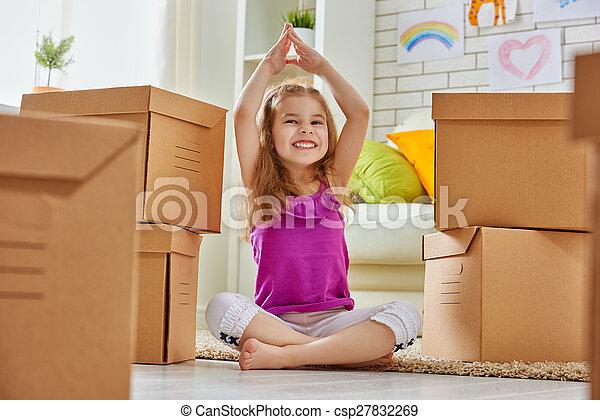 Nuevo hogar - csp27832269