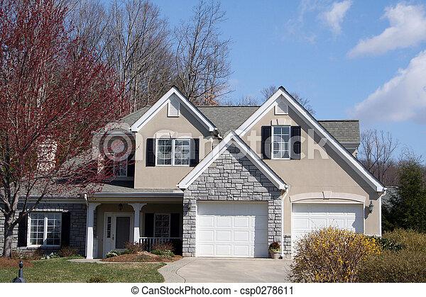 Nueva casa - csp0278611